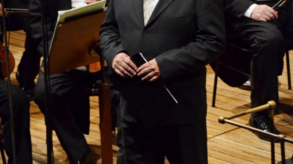 Moderátor večera Lukáš Hurník