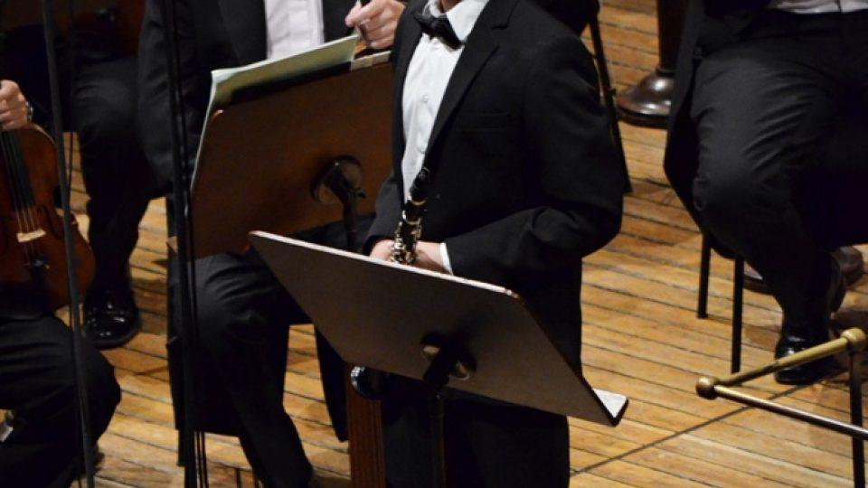 Seraphin Maurice Lutz z Německa, 2. místo klarinet
